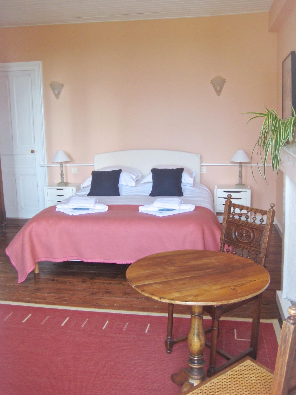 La chambre rose - Lan Caradec