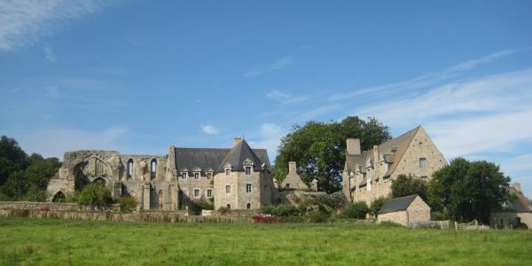 L'abbaye de Beauport – Paimpol